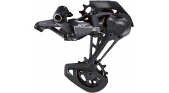 Shimano XT RD-M8100 SGS rear derailleur 12 speed long Käfig black