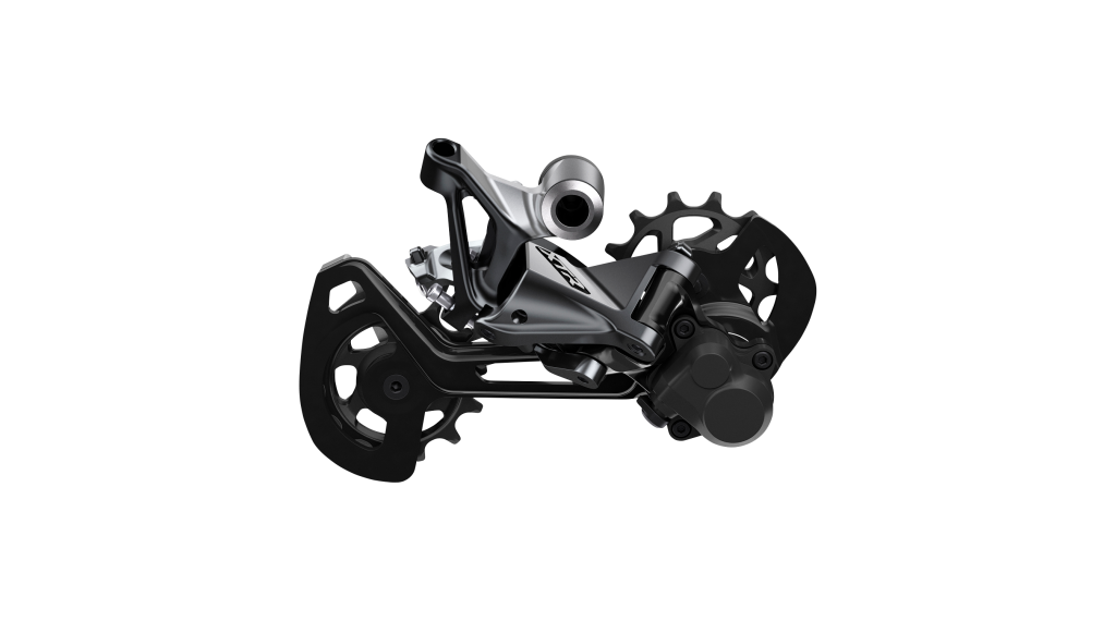 Shimano XTR RD-M9120 Trail rear derailleur 12 speed long cage black/anthracite