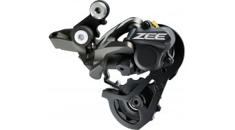 Shimano Zee rear derailleur for DH- use 10 speed Shadow Plus Top- normal short cage RD-M640 SSC (for 11-23/11-28T)