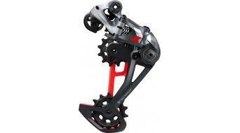 SRAM X01 Eagle cambio 12 velocità rosso