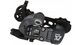 SRAM X7 rear derailleur 9-speed Cage grey