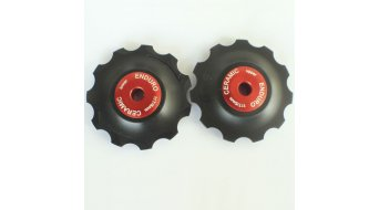 Enduro Bearings BKCJ 0005 ZERO CX Schalt pulley BKCJ 0005 Shimano 9-/11 speed red