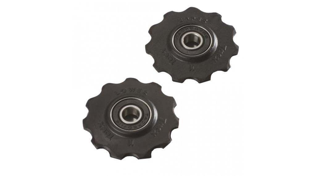 Tacx puleggie cambio Shimano 9-/10-/11 velocità 11 denti Präzisions- cuscinetto T4050