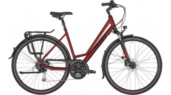 "Bergamont Horizon 4 Amsterdam 28"" trekking bike size 56cm red/black (matt/shiny) 2020"