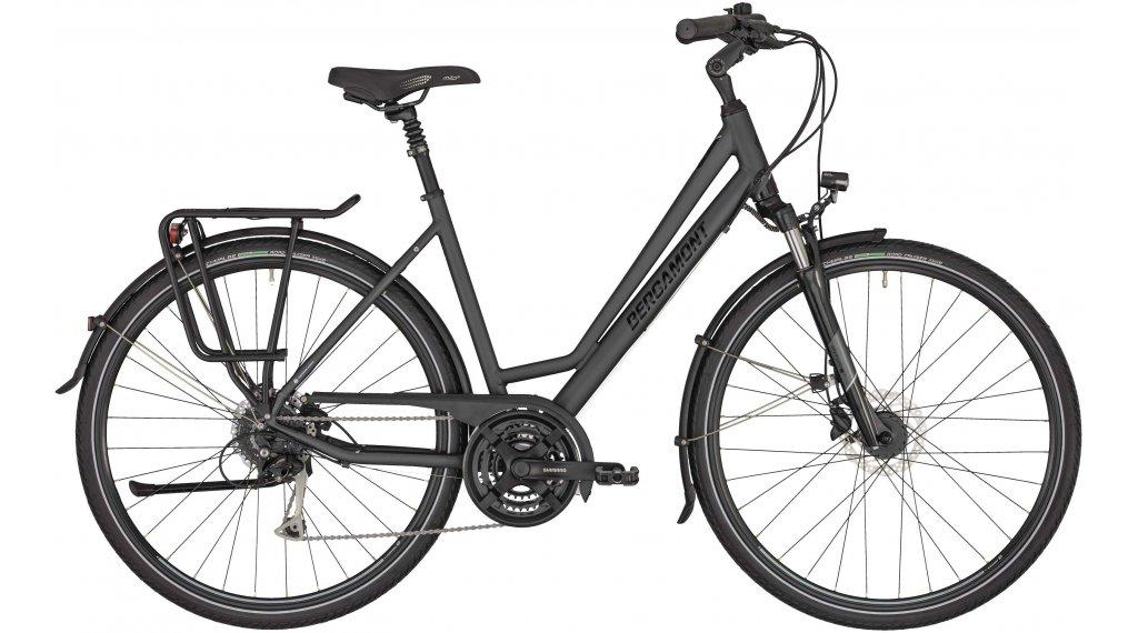 "Bergamont Horizon 4 Amsterdam 28"" Trekking Komplettrad Gr. 44 cm anthracite/black (matt/shiny) Mod. 2020"