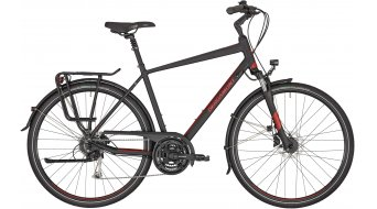 "Bergamont Horizon 4 Gent 28"" Trekking 整车 型号 black/red (matt/shiny) 款型 2020"