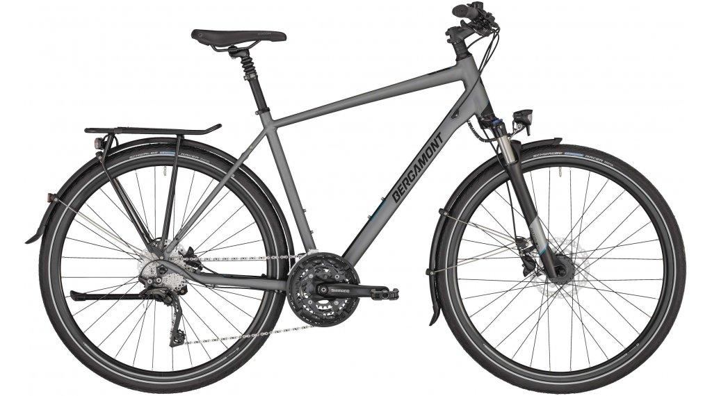 "Bergamont Horizon 7 Gent 28"" Trekking 整车 型号 56厘米 silver/black (matt) 款型 2020"