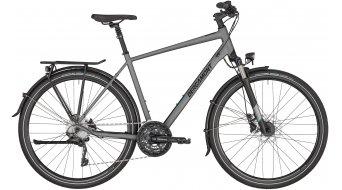 "Bergamont Horizon 7 Gent 28"" Trekking Komplettrad silver/black (matt) Mod. 2020"