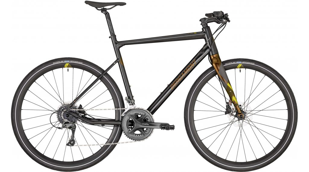 "Bergamont Sweep 4 28"" Urban Komplettrad Gr. 56cm black/copper dust/copper (matt/shiny) Mod. 2020"