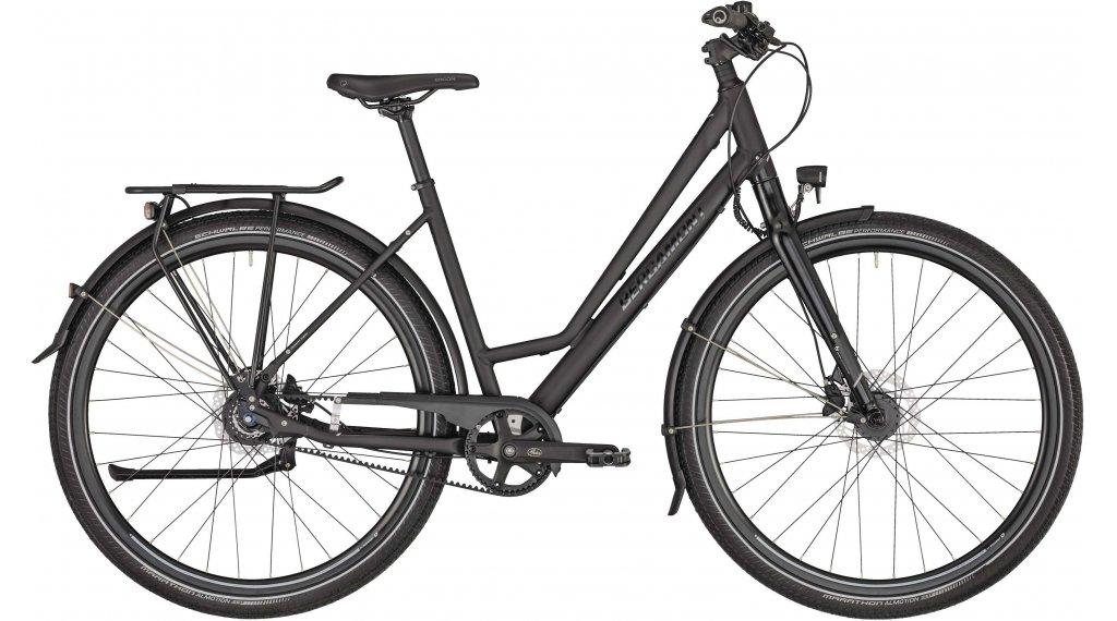 """Bergamont Vitess N8 Belt Amsterdam 28"""" Trekking Komplettrad Gr. 52cm black/black Mod. 2021"""