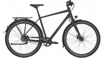 "Bergamont Vitess N8 Belt Gent 28"" Trekking 整车 型号 black/black (matt/shiny) 款型 2020"