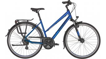 "Bergamont Horizon 3 Lady 28"" Trekking Komplettrad Damen blue/black (matt/shiny) Mod. 2020"