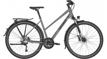 "Bergamont Horizon 7 Lady 28"" Trekking nőikomplettrad cm ezüst/black (matt) 2020 Modell"