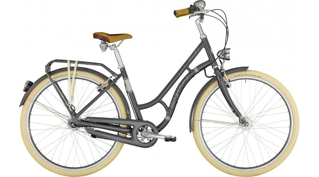 "Bergamont Summerville N7 CB 28"" City Komplettrad Gr. 48cm dark grey/offwhite Mod. 2021"
