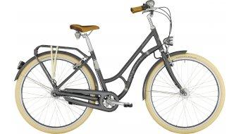 Bergamont Summerville N7 CB 28 City komplett kerékpár sötét grey/offwhite 2021 Modell