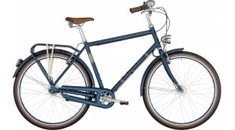 Bergamont Summerville N7 FH 28 City bike men pacific blue/white/Chrome 2021