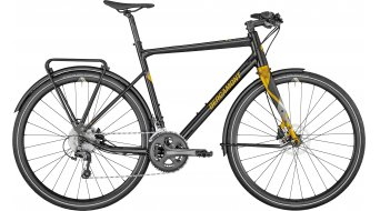Bergamont Sweep 6 EQ 28 Urban bike black/gold/silver 2021