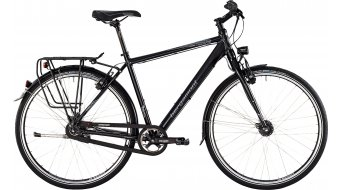 Bergamont Vitess N8 Gent 28 trekking bike mens version size 52cm black/grey/white matt 2015