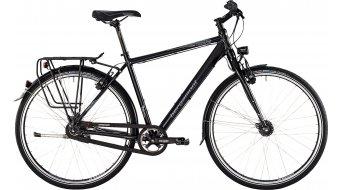 Bergamont Vitess N8 Gent 28 Trekking Komplettbike Herren-Rad Gr. 52cm black/grey/white matt Mod. 2015