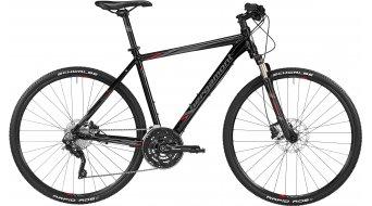 Bergamont Helix 9.0 28 Cross Komplettbike Herren-Rad Gr. 46cm black/red/grey Mod. 2016