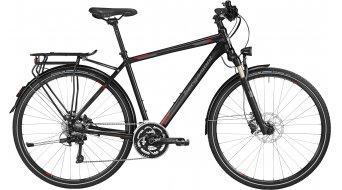 Bergamont Horizon 9.0 Gent 28 Trekking Komplettbike Herren-Rad black/grey/red Mod. 2016