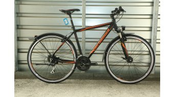 Bergamont Helix 4.0 EQ Gent 28 Hybrid Komplettbike Gr. 52cm black/orange (matt) Mod. 2017 - VORFÜHRTEIL