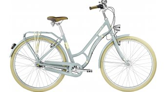 Bergamont Summerville N7 CB C3 28 City Komplettbike Unisex ice blue (shiny) Mod. 2017