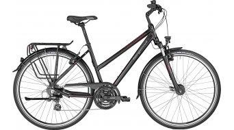 Bergamont Horizon 3.0 Lady 28 Trekking Komplettbike Damen-Rad Gr. 48cm black/red/silver (matt) Mod. 2017