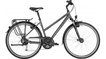 Bergamont Horizon 5.0 Lady 28 Trekking Komplettbike Damen-Rad dark silver/black (matt) Mod. 2017