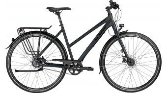 Bergamont Vitess N8 Belt Lady 28 Trekking Komplettbike Damen-Rad black/black (matt/shiny) Mod. 2017