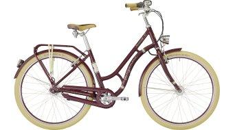 """Bergamont Summerville N7 FH 26"""" City bike Gr. 44cm violet/cream white (shiny) model 2018"""