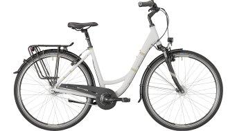"""Bergamont Belami N7 28"""" City bike Gr. pearl white/light brown (mat) model 2018"""