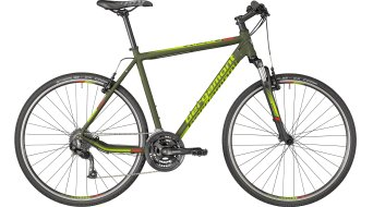 "Bergamont Helix 3.0 Gent 28"" Hybrid vélo taille olive/green/red (matt) Mod. 2018"