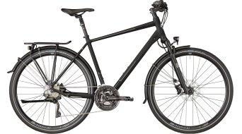 "Bergamont Horizon 9.0 Gent 28"" Trekking bici completa negro/negro/dark grey (color apagado/shiny) Mod. 2018"