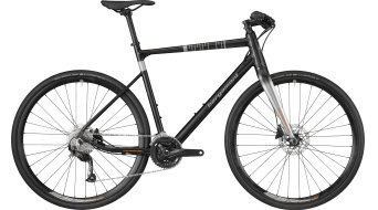 "Bergamont Sweep 4.0 28"" Urban bike black/silver/orange (matt) 2018"