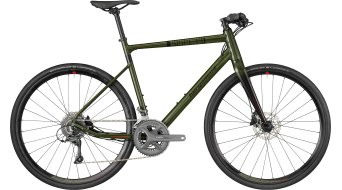 "Bergamont Sweep 6.0 28"" Urban bike olive/black/red (matt) 2018"