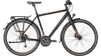 """Bergamont Vitess 6.0 Gent 28"""" trekking vélo taille black/marron/grey (matt) Mod. 2018"""