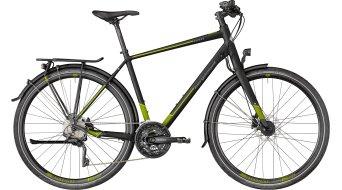 """Bergamont Vitess 7.0 Gent 28"""" trekking bike black/green/lime (matt) 2018"""
