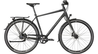 "Bergamont Vitess N8 Belt Gent 28"" trekking bike Gr. black/dark silver (mat) model 2018"