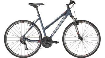 "Bergamont Helix 3.0 Lady 28"" Hybrid Komplettbike Damen-Rad Gr. 52cm dark bluegrey/white/red (matt) Mod. 2018"