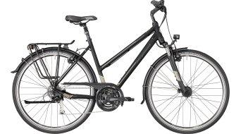 "Bergamont Horizon 5.0 Lady 28"" Trekking bici completa Señoras-rueda negro/grey (color apagado) Mod. 2018"