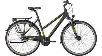 """Bergamont Horizon N8 CB Lady 28"""" Дамско туристическо колело,  размер 48cm черно/olive (matt) модел 2018"""