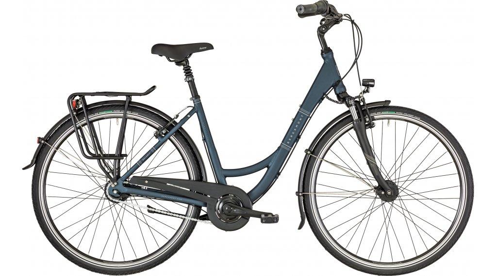 "Bergamont Belami N8 28"" City 整车 型号 52厘米 dark bluegrey/grey (matt) 款型 2019"