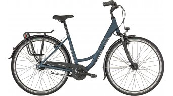 "Bergamont Belami N8 28"" City bike size 48 cm dark bluegrey/grey (matt) 2019"