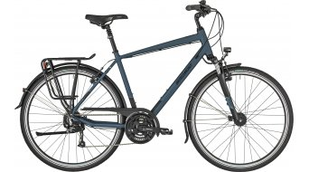 "Bergamont Horizon 3.0 Gent 28"" trekingové kolo cm dark bluegrey/black/light blue (matt) model 2019"