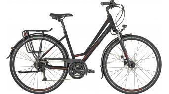 "Bergamont Horizon 4.0 Amsterdam 28"" trekking fiets cm black/dark red/red (mat) model 2019"