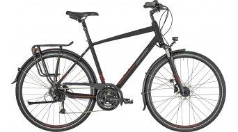 """Bergamont Horizon 4.0 Gent 28"""" trekking bike cm black/dark red/red (matt) 2019"""
