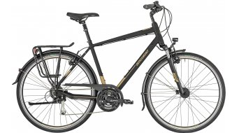 "Bergamont Horizon 5.0 Gent 28"" trekking bike cm black/goud brown/goud (mat) model 2019"
