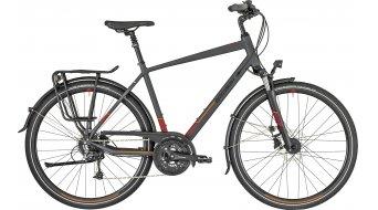 "Bergamont Horizon 6.0 Gent 28"" trekking bike cm dark grey/red/orange (mat) model 2019"