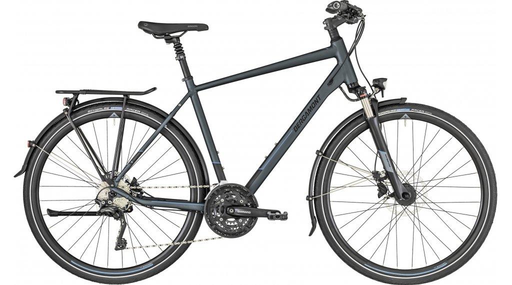 bergamont horizon 7 0 gent 28 trekking bike cm dark grey. Black Bedroom Furniture Sets. Home Design Ideas